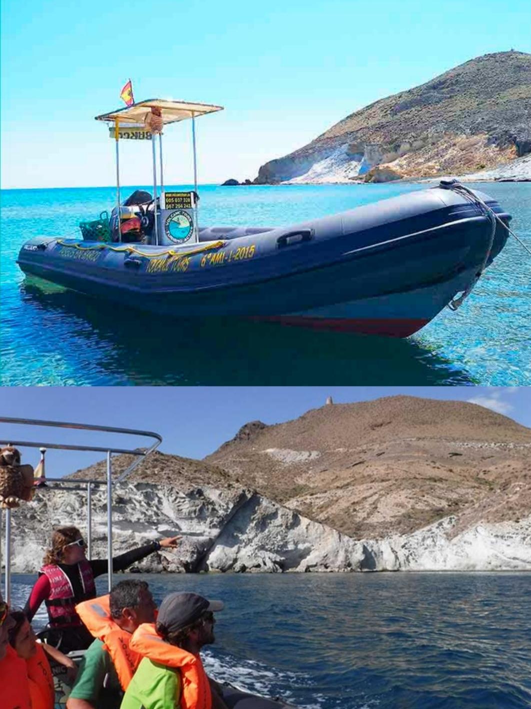 Volcanic Tours – Rutas en Barco